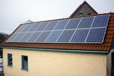 garagendach photovoltaikanlage kaufen sachsen. Black Bedroom Furniture Sets. Home Design Ideas